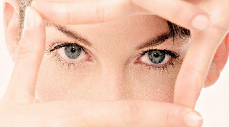 упражнения для глаз для улучшения зрения