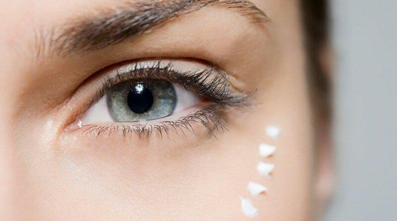 Молодость кожи вокруг глаз