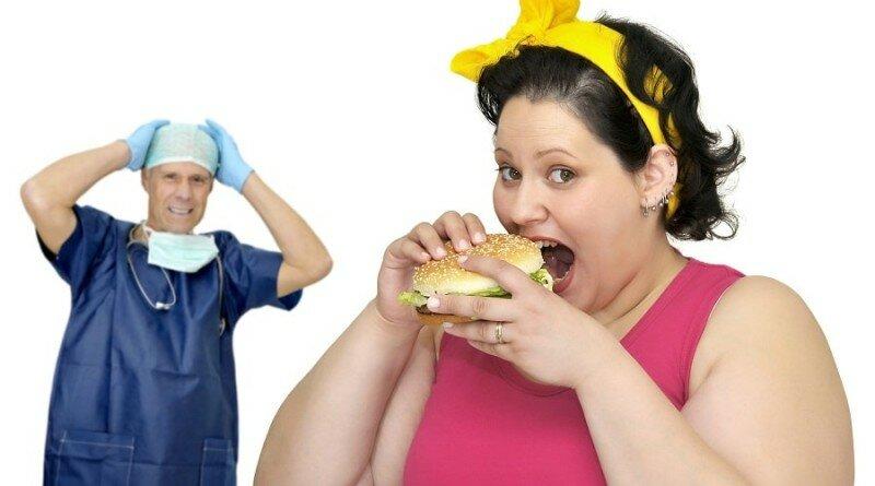 ожирение при диабете