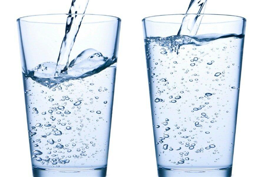 пить воду натощак