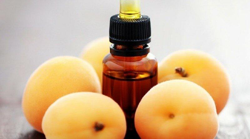 персиковое масло для сухих волос