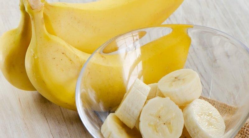 Банановый пилинг