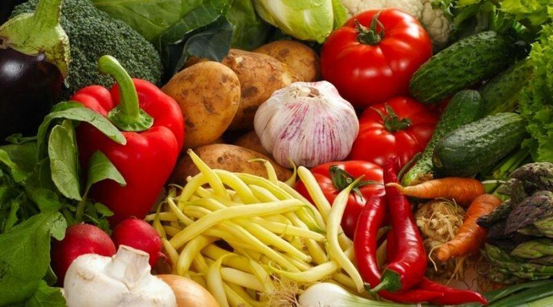 Овощные обертывания