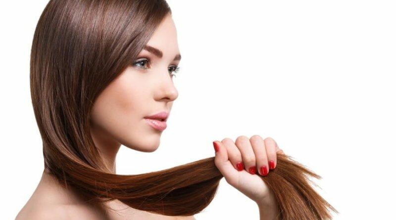 как выпрямить волосы в домашних условиях