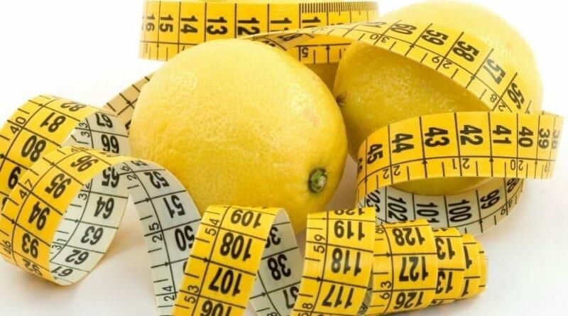 Как похудеть с помощью лимона?